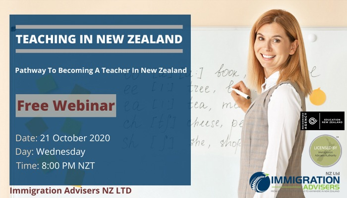 Teaching in New Zealand