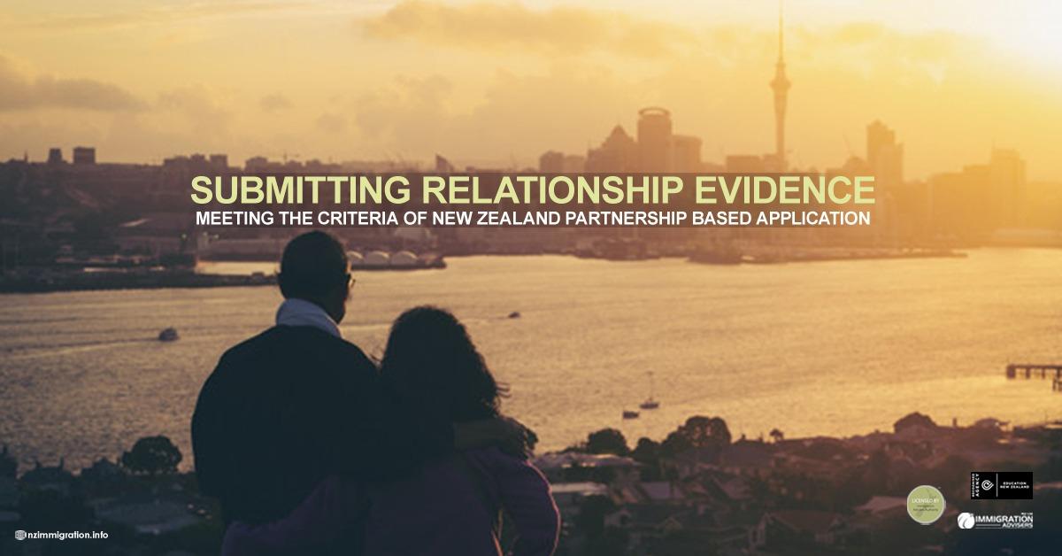 partnership based visa application
