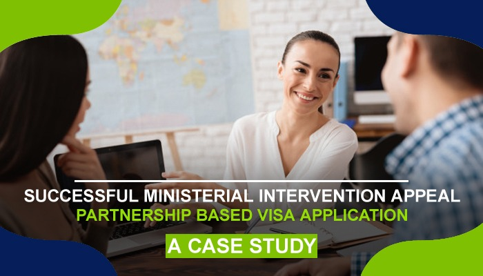 partnership visa nz