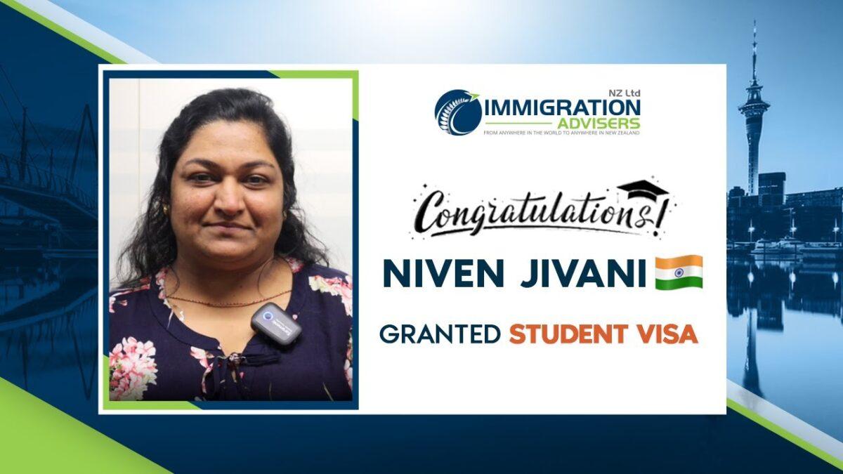 Granted Student Visa