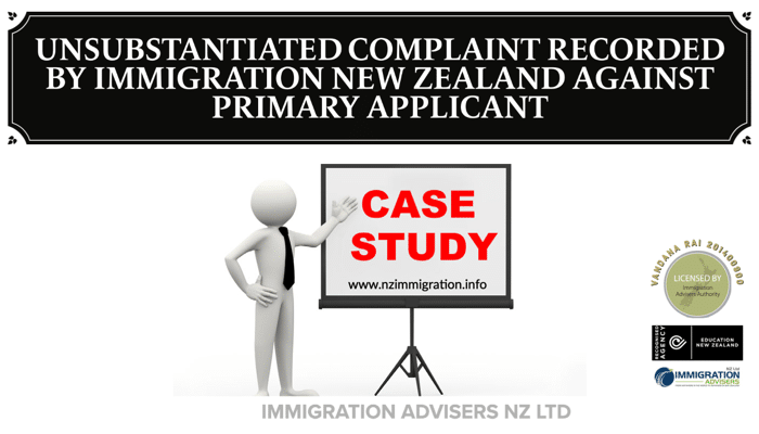 Case Studies on Partnership visa complication