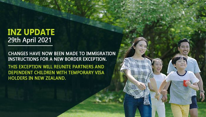 Critical Purpose Visitor Visa