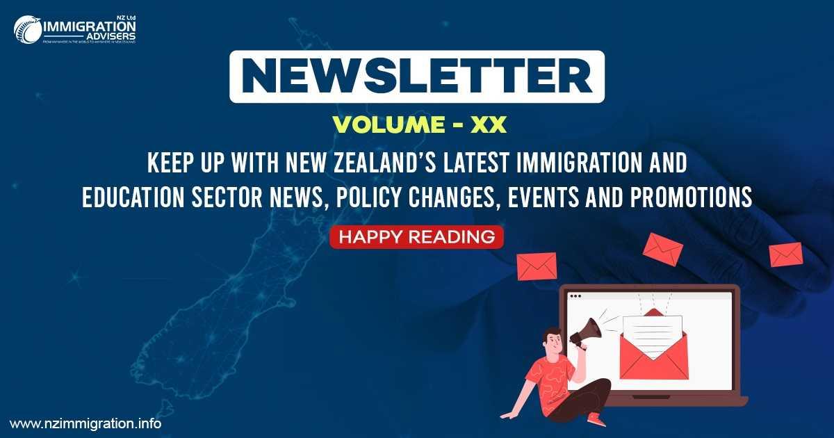 Immigration Advisers – Newsletter XX