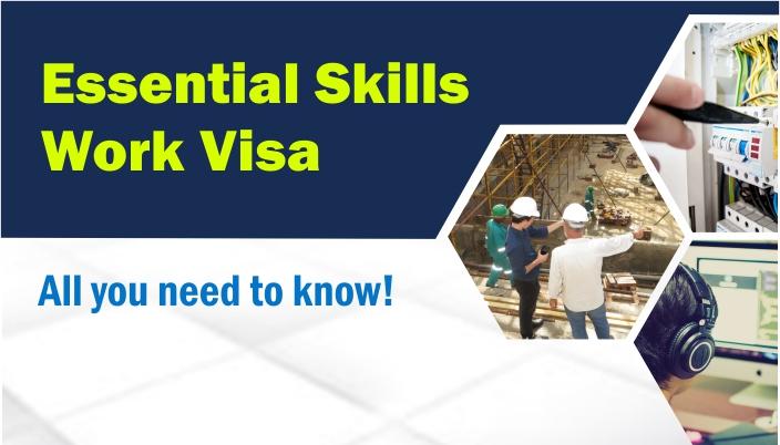 essential skill visa