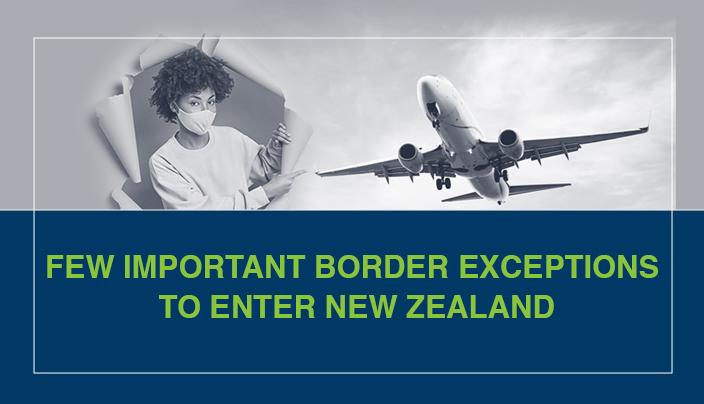 Border Exceptions